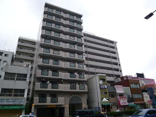 ライオンズマンション横浜大通り公園第3