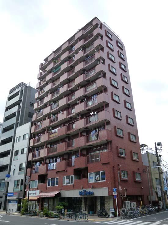 浅草寿町ダイヤモンドマンション