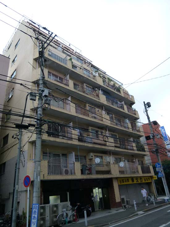 セブンスターマンション関内石山